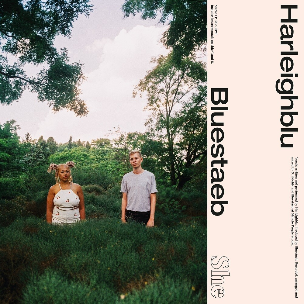 Harleighblu & Bluestaeb - She (Deluxe Edition) (Dlx)