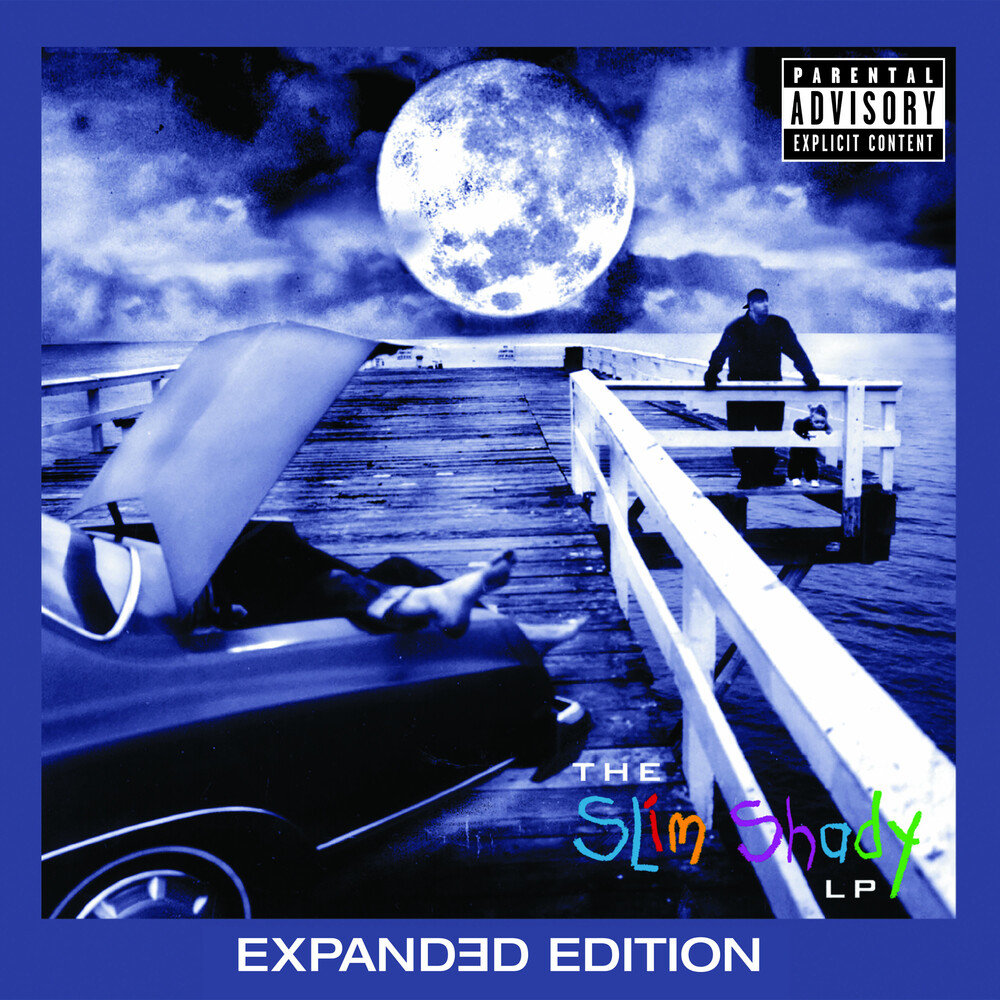Eminem - The Slim Shady LP: 20th Anniversary Expanded Edition [2CD]