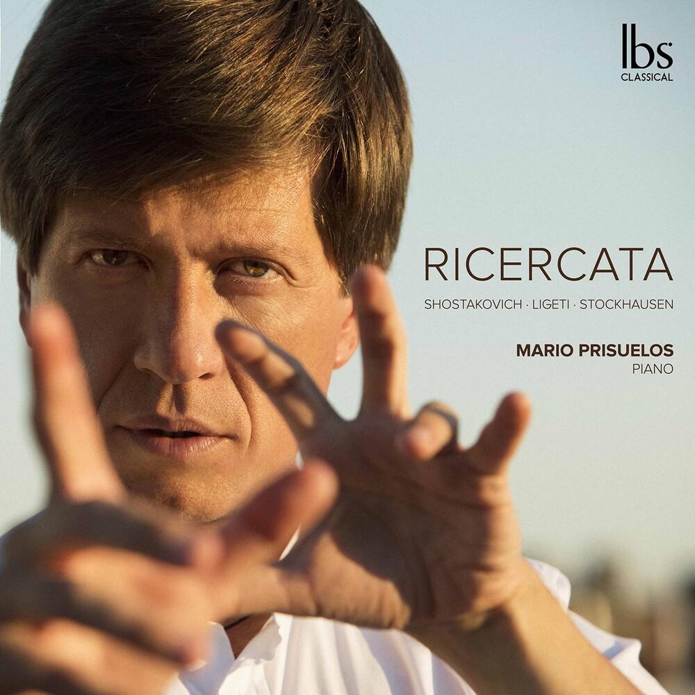 Mario Prisuelos - Ricercata