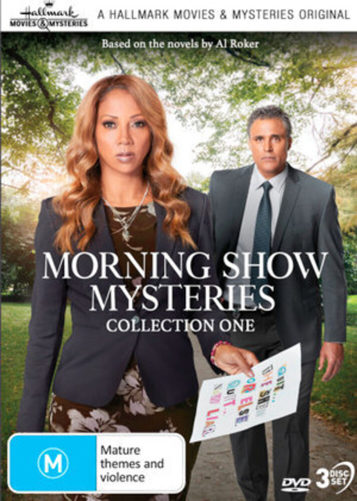 Al Roker - Morning Show Mystery: Collection 1 (3pc) / (Aus)