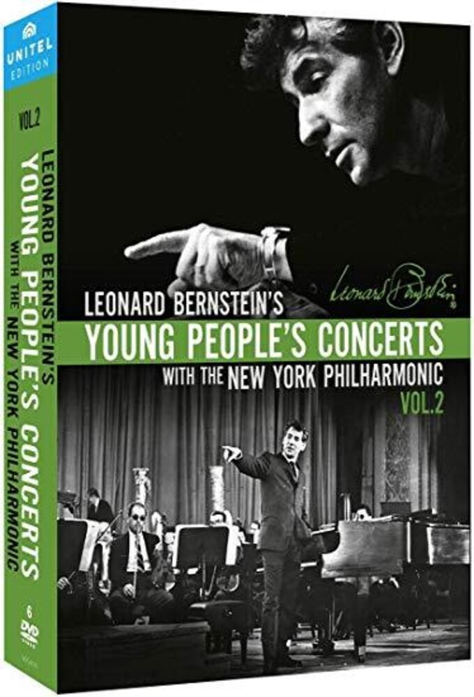 - Young People's Concert 2 / Various (6pc) / (Box)