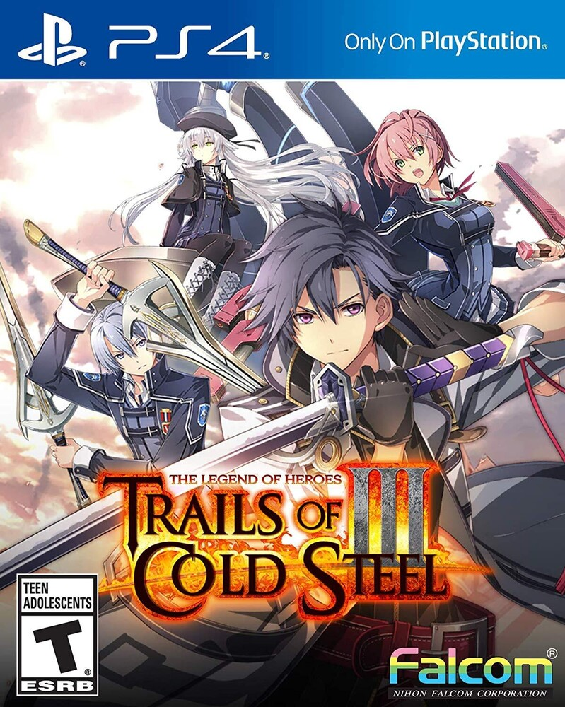 - Legend Of Heroes: Trails Cold Stone Iii Launch