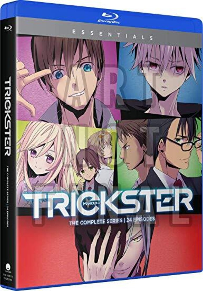 Trickster: Complete Series - Trickster: The Complete Series