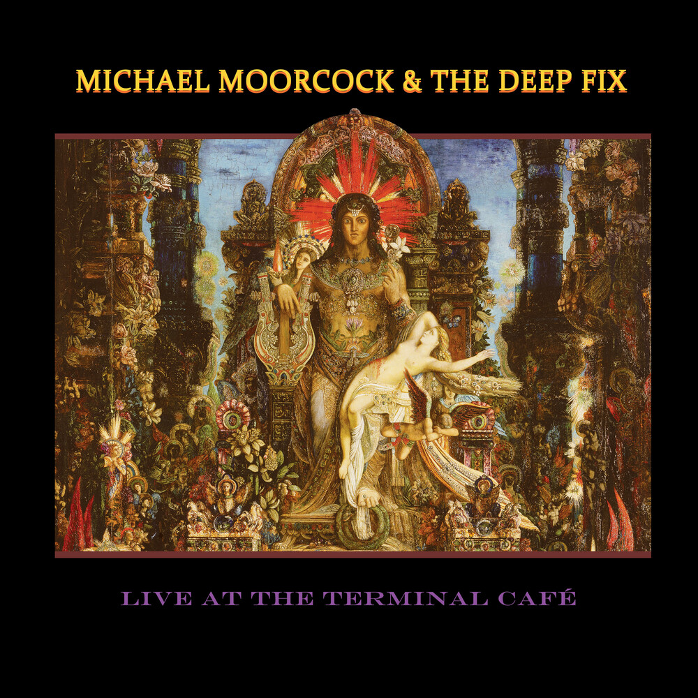 Michael Moorcock / The Deep Fix - Live At The Terminal Cafe (Blue) (Ltd)