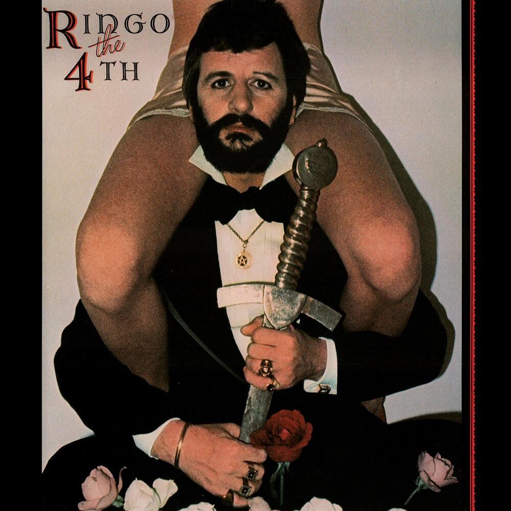 Ringo Starr - Ringo The 4th (Audp) (Gate) [Limited Edition] [180 Gram]