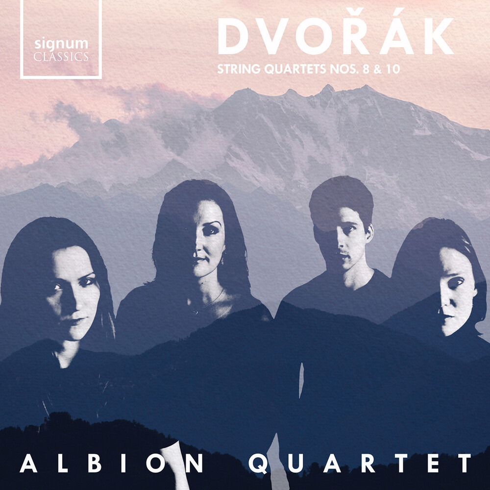 Albion Quartet - String Quartets 8 & 10