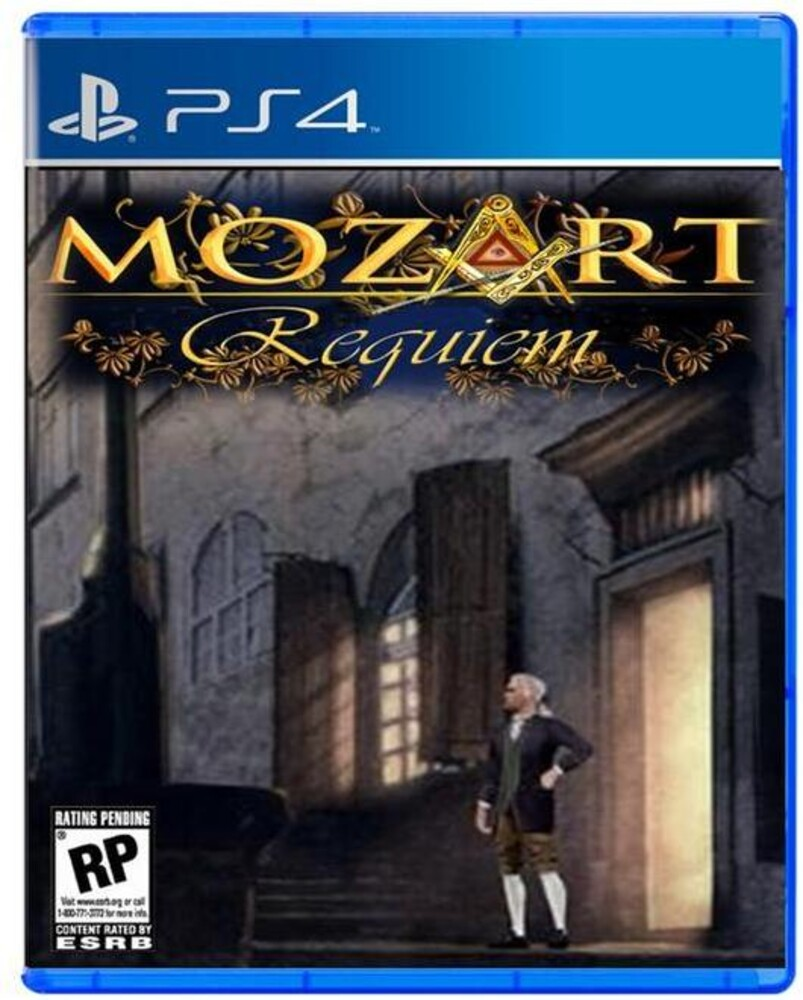 Ps4 Mozart Requiem - Ps4 Mozart Requiem
