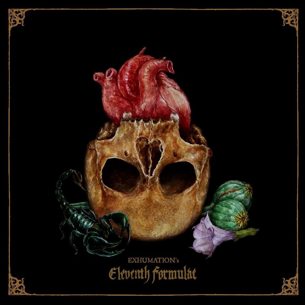 Exhumation Indonesia - Eleventh Formulae (Uk)