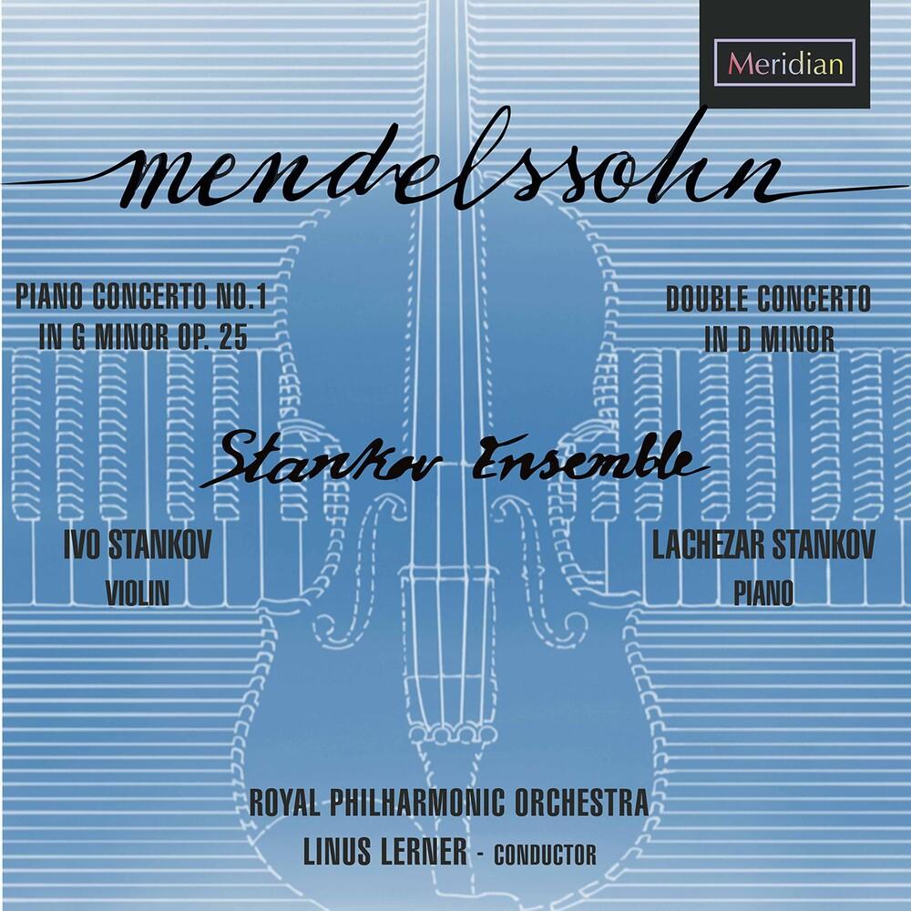Mendelssohn / Royal Philharmonic Orch - Piano Concerto 1