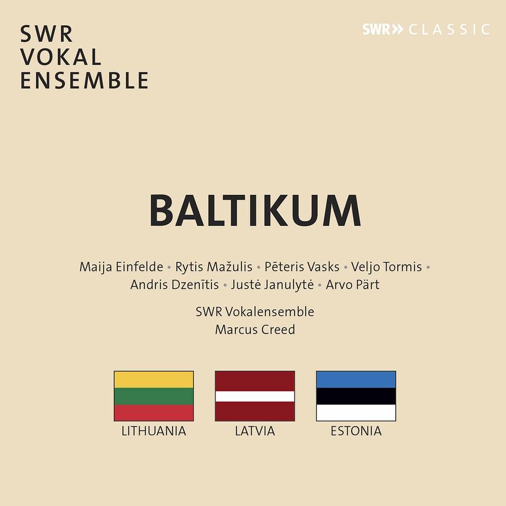 Swr Vokalensemble - Baltikum
