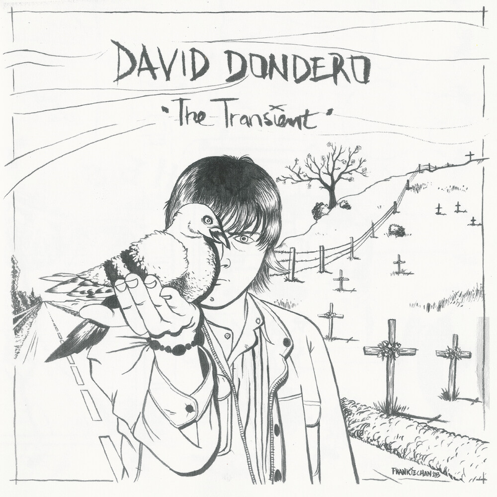 David Dondero - Transient (Two-Tone Black & White Vinyl) (Blk)