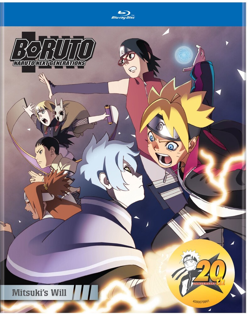 - Boruto: Naruto Next Generations - Mitsuki's Will