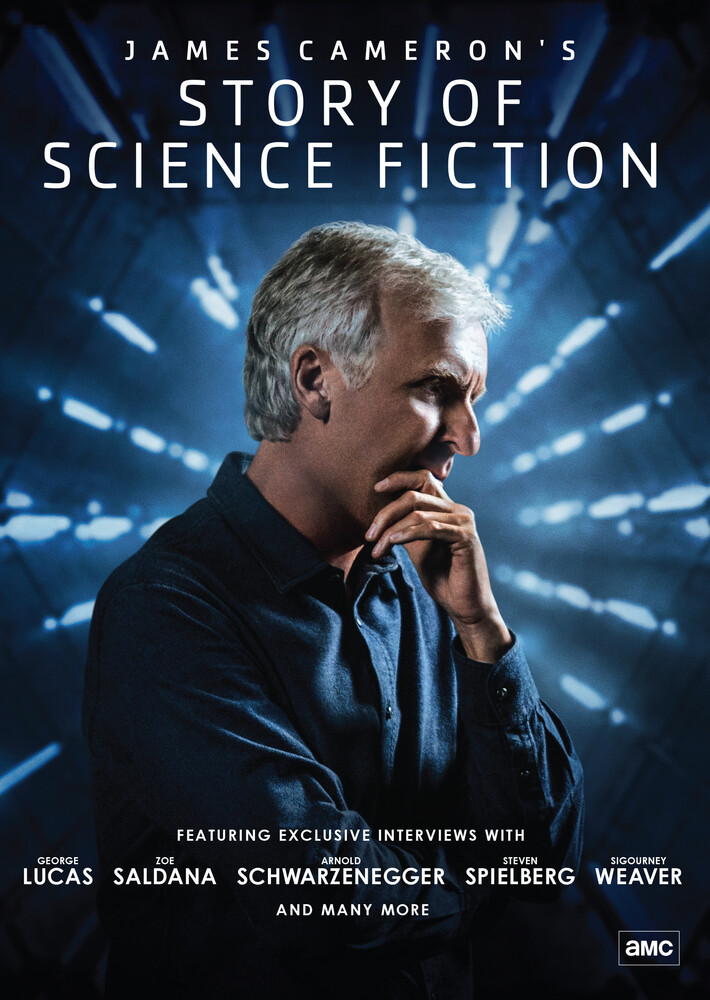 James Cameron's Story of Science Fiction - James Cameron's Story Of Science Fiction (2pc)