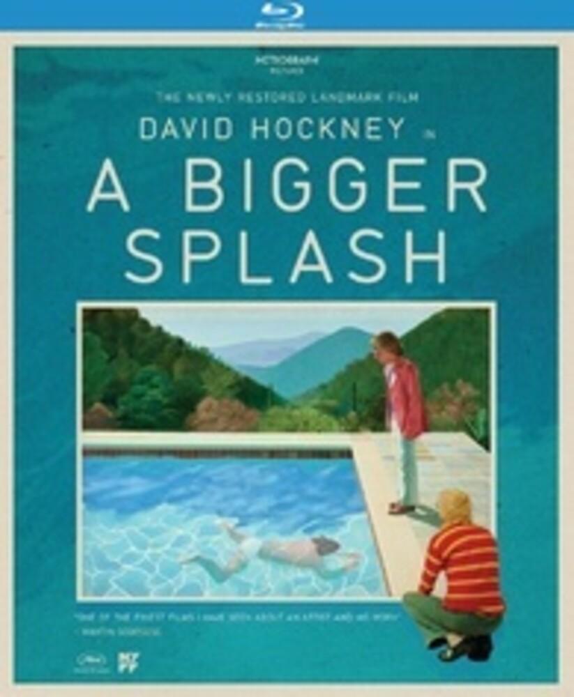 - Bigger Splash (1974)