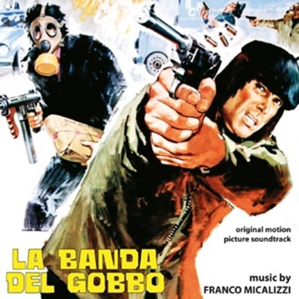 Franco Micalizzi - Banda Del Gobbo - O.S.T.