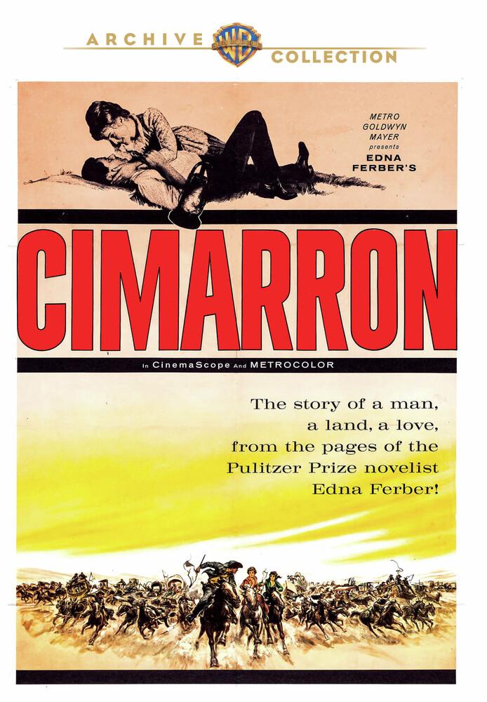 - Cimarron (1960) / (Full Mod Amar Sub)