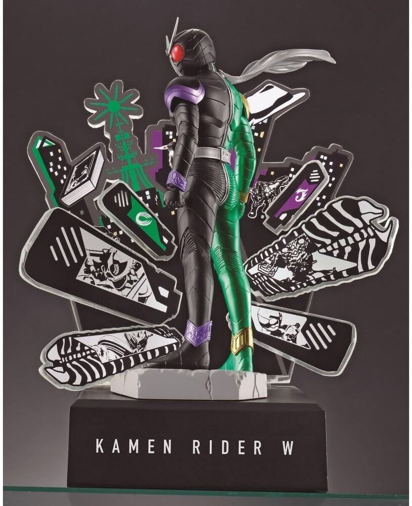 - Kamen Rider W (OOO 10th Anniversary) - Bandai Ichiban Figure