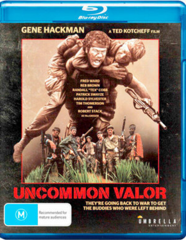 - Uncommon Valor / (Aus)
