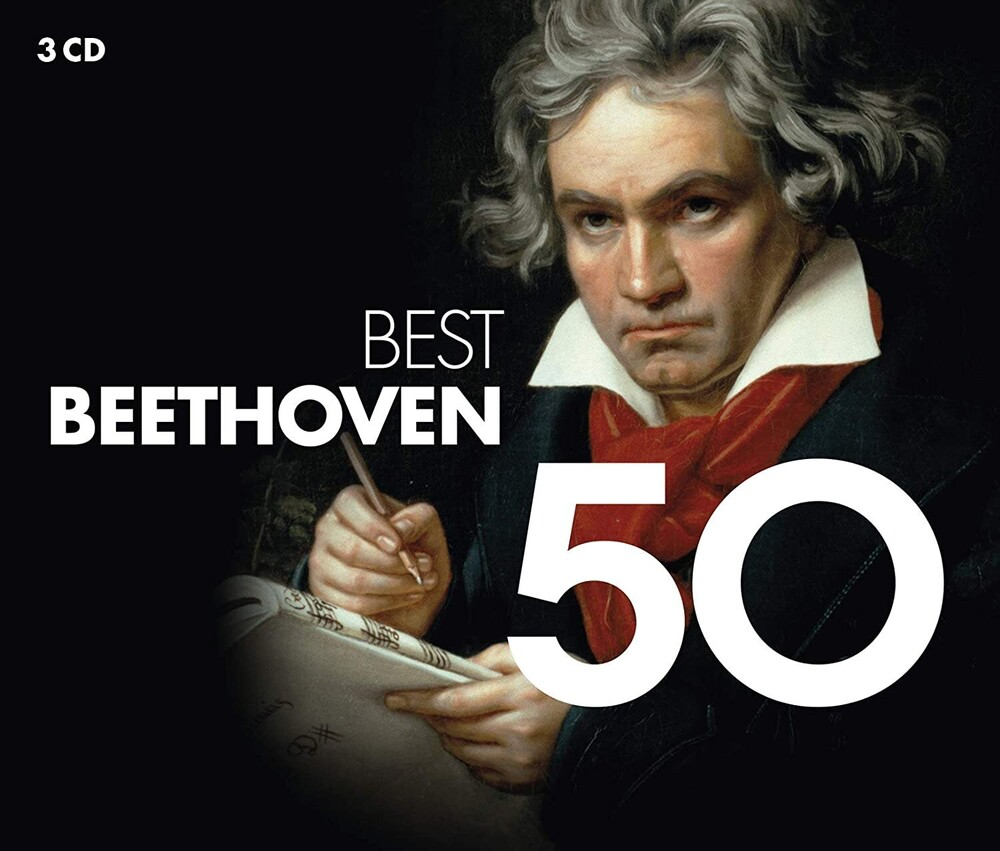 50 Best Beethoven - 50 Best Beethoven [Digipak]