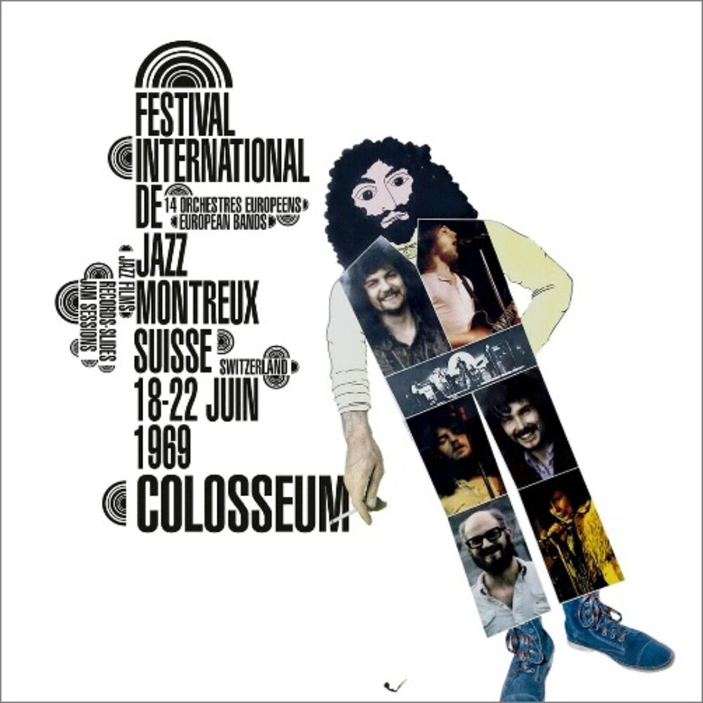 Colosseum - Live At The Montreux International Jazz Festival