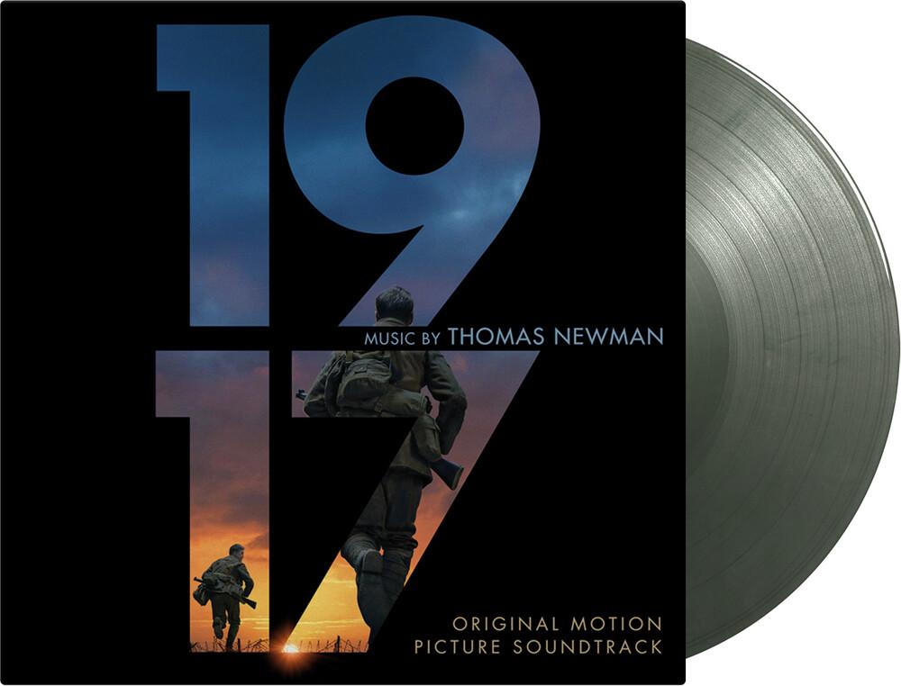 Thomas Newman Grn Ltd Ogv Slv - 1917 / O.S.T. (Grn) [Limited Edition] [180 Gram] (Slv)