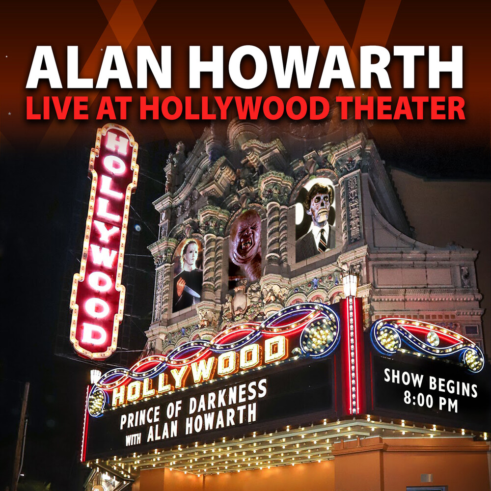 Alan Howarth - Alan Howarth Live At Hollywood Theater