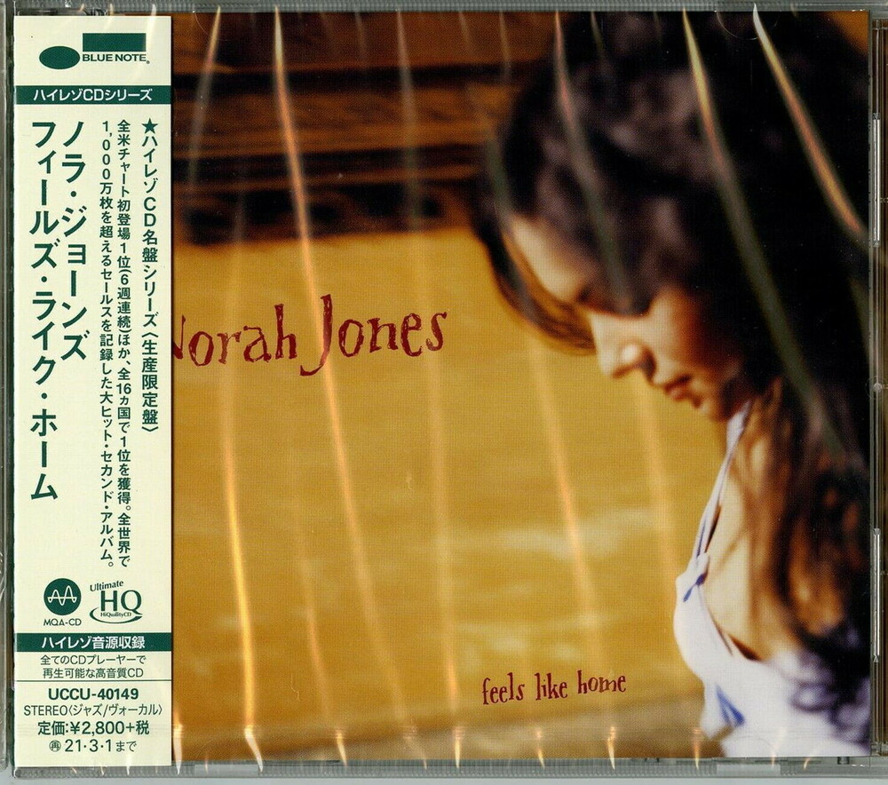 Norah Jones - Feels Like Home (UHQCD / MQA - 24bit Remaster)