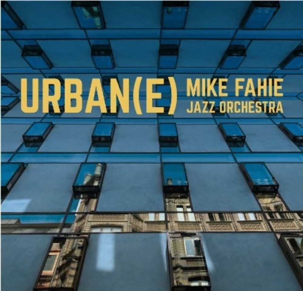 Mike Fahir - Urban(E) [Digipak]