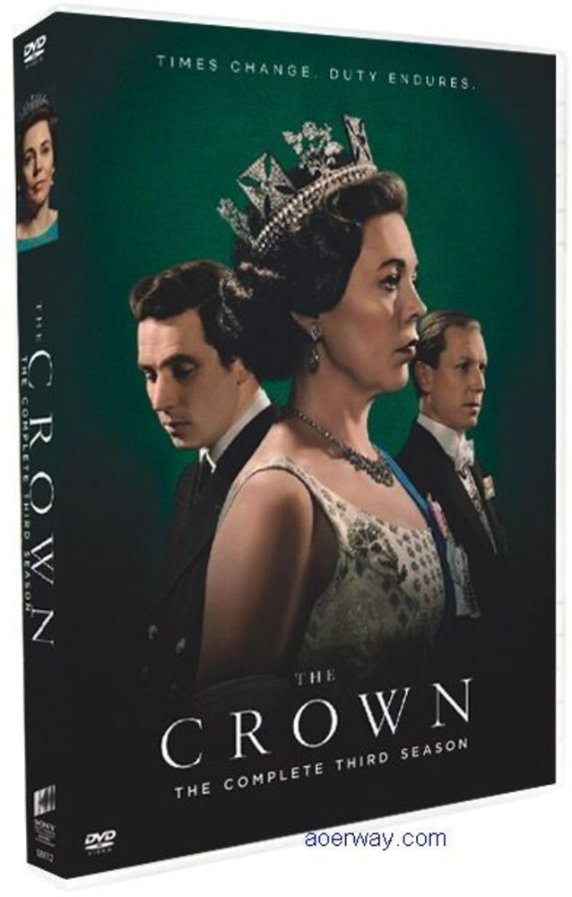 The Crown [TV Series] - The Crown: The Complete Third Season