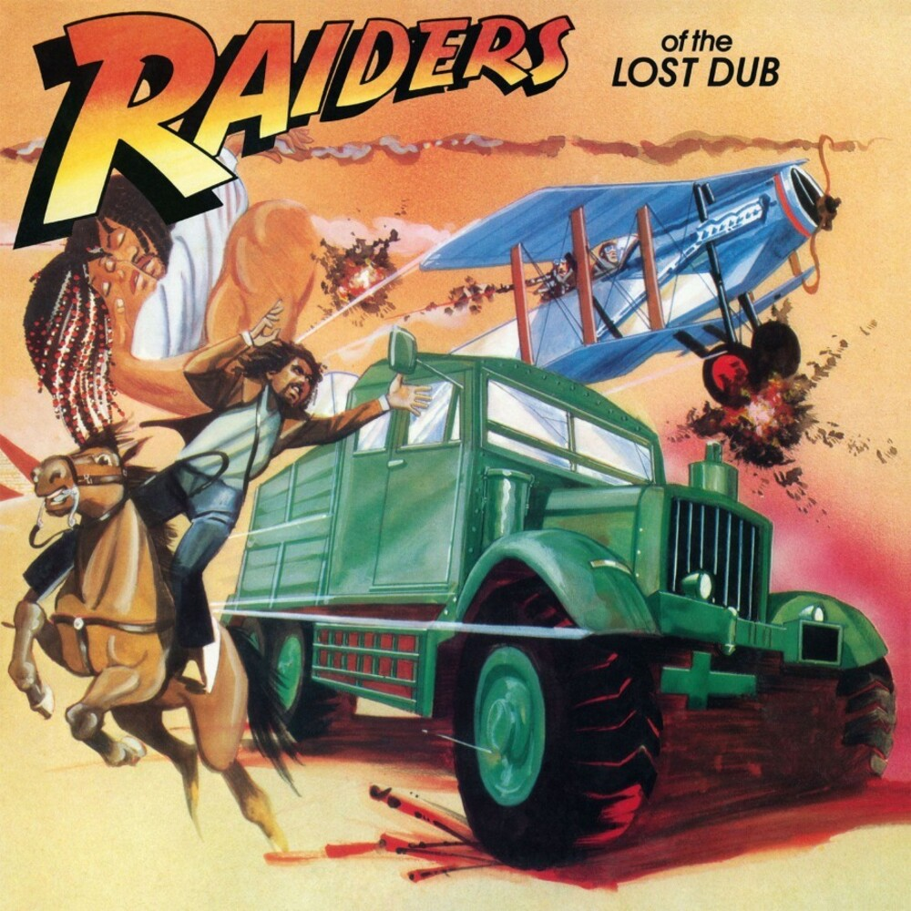 Raiders Of The Lost Dub / Various - Raiders Of The Lost Dub / Various (Blk) [180 Gram]