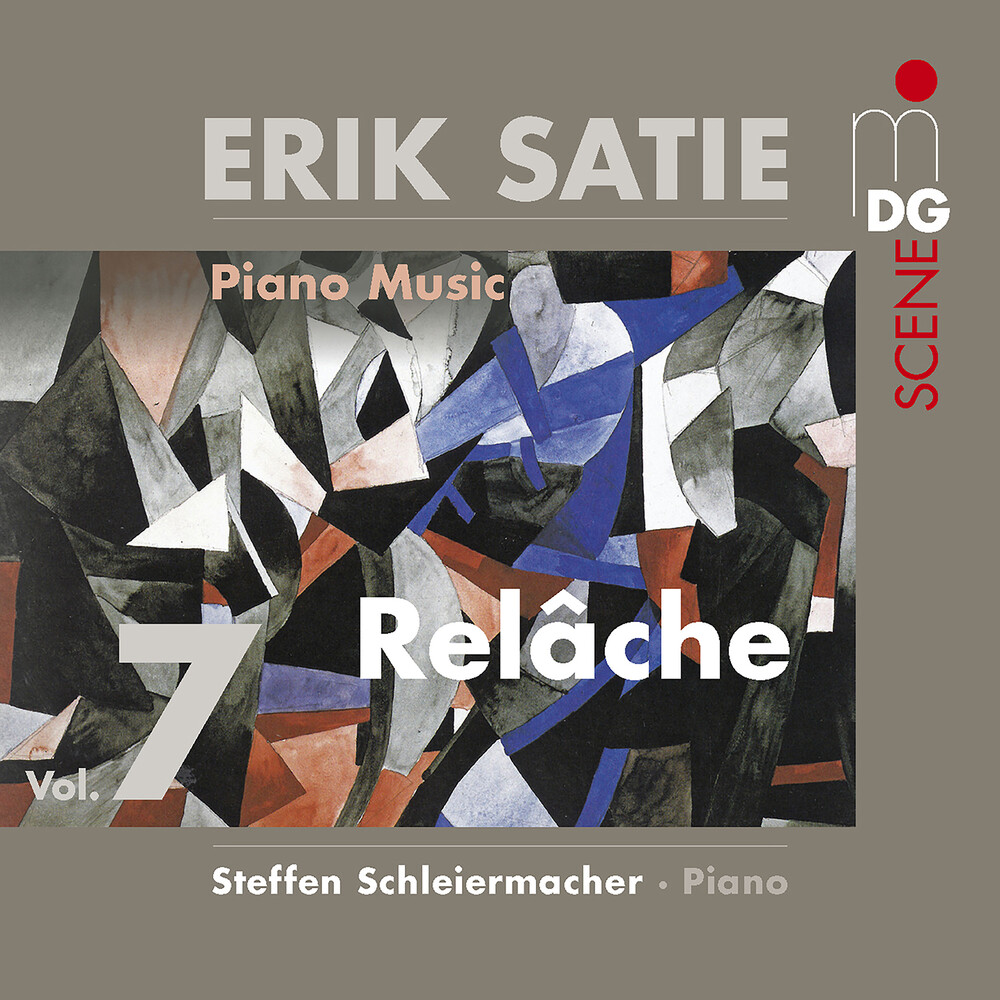 Satie / Schleiermacher - Piano Music 7