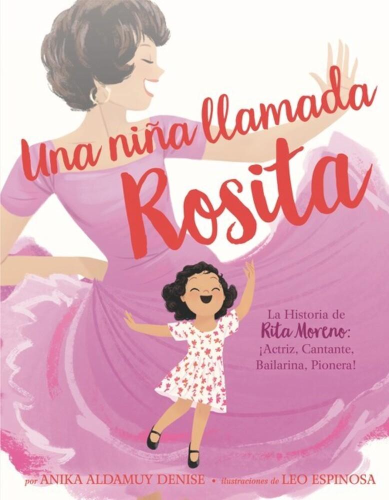 Denise, Anika Aldamuy - La Historia de Rita Moreno: iActriz, Cantante, Bailarina, Pionera!