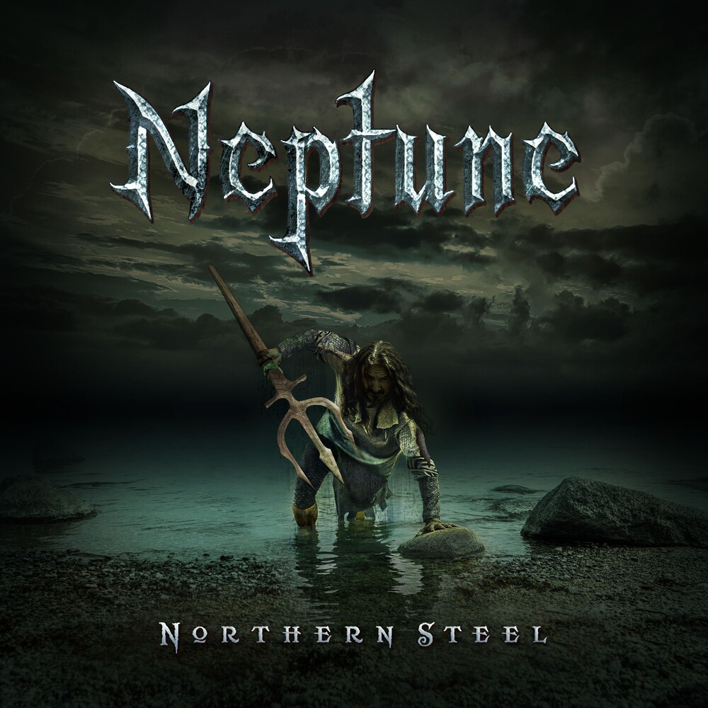 Neptune - Northern Steel (Black Vinyl) (Blk)