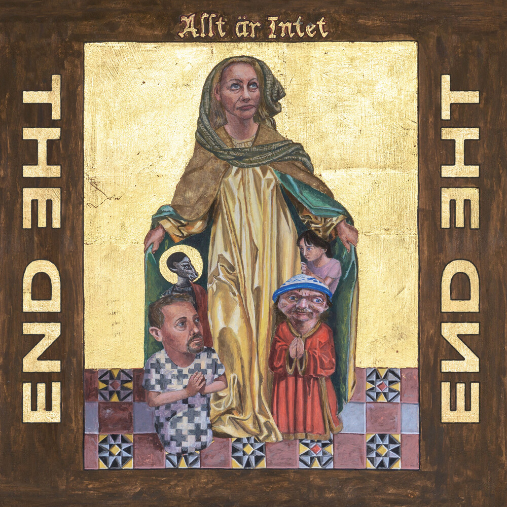 End - Allt Ar Intet (Blue Vinyl) (Blue) (Gate)