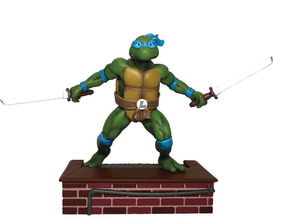 Pcs Collectibles - PCS Collectibles - TMNT Leonardo 1:8 Scale PVC Statue