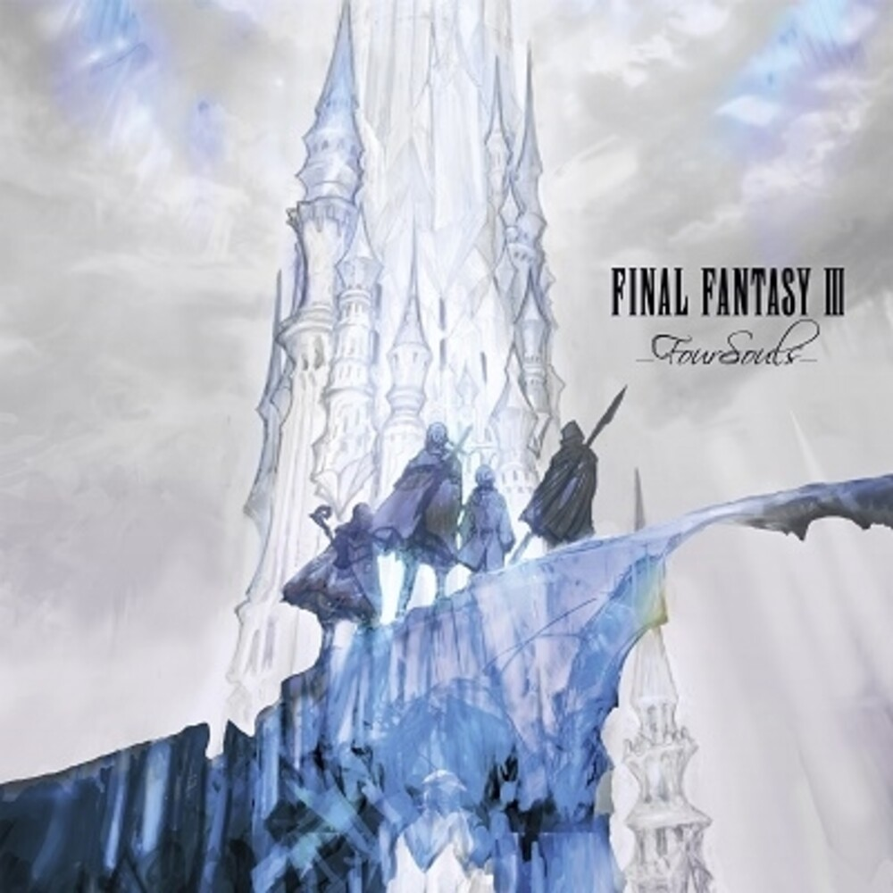Final Fantasy Iii Four Souls / OST Mpdl - Final Fantasy III: Four Souls (Original Soundtrack)
