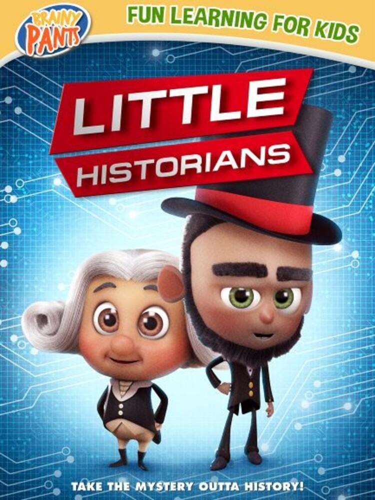 Paul Castro Jr - Little Historians: Our Founding Fathers