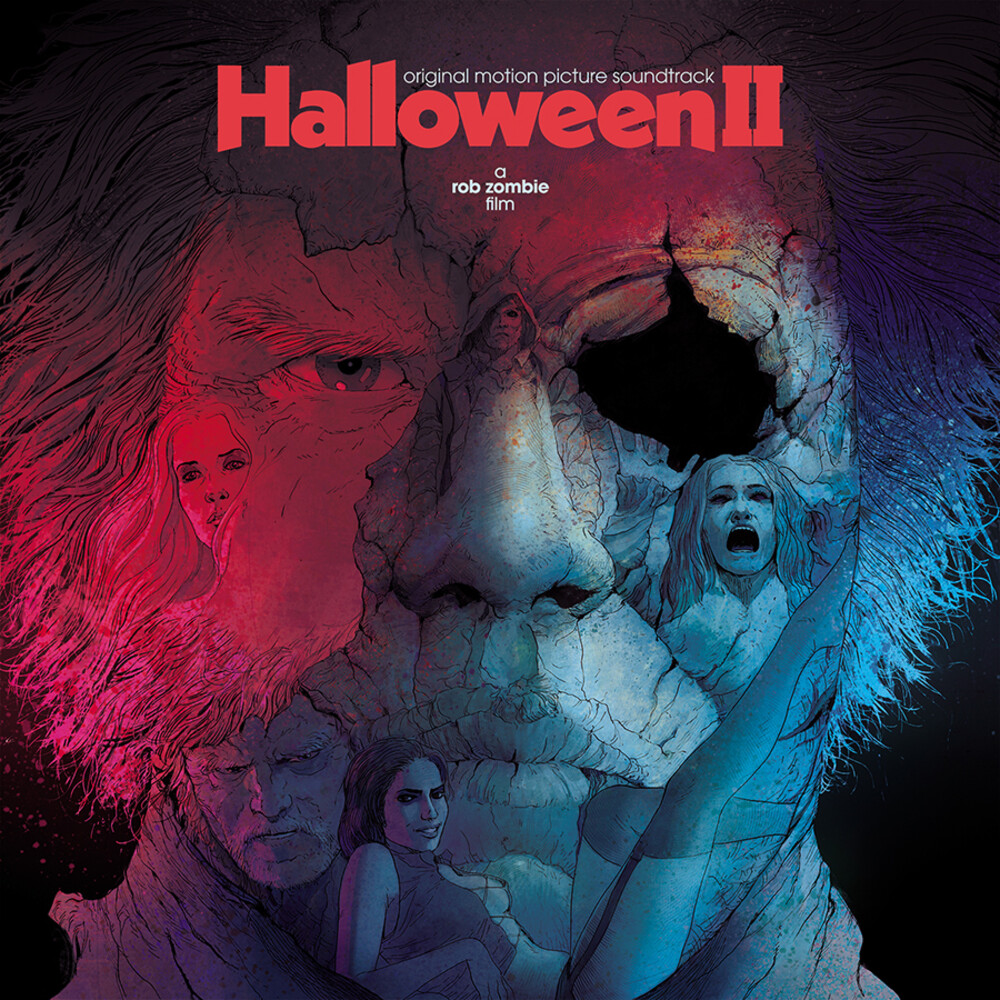 Various Artists - Rob Zombie's Halloween II [White LP]
