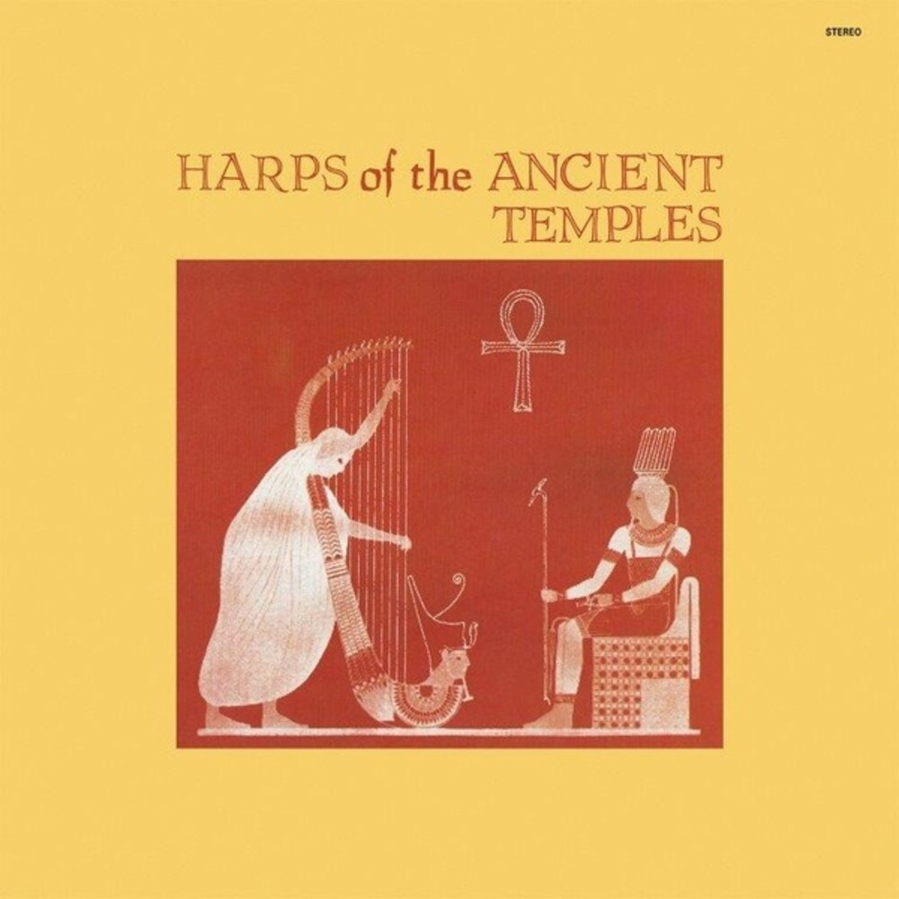 Gail Laughton - Harps of the Ancient Temples
