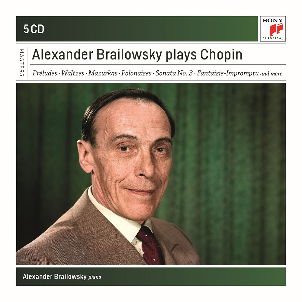 Chopin - Brailowsky Plays Chopin