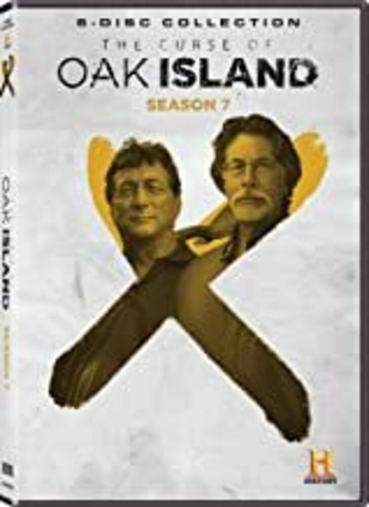 Curse of Oak Island: Season 7 - Curse Of Oak Island: Season 7 (6pc) / (Mod Dol)