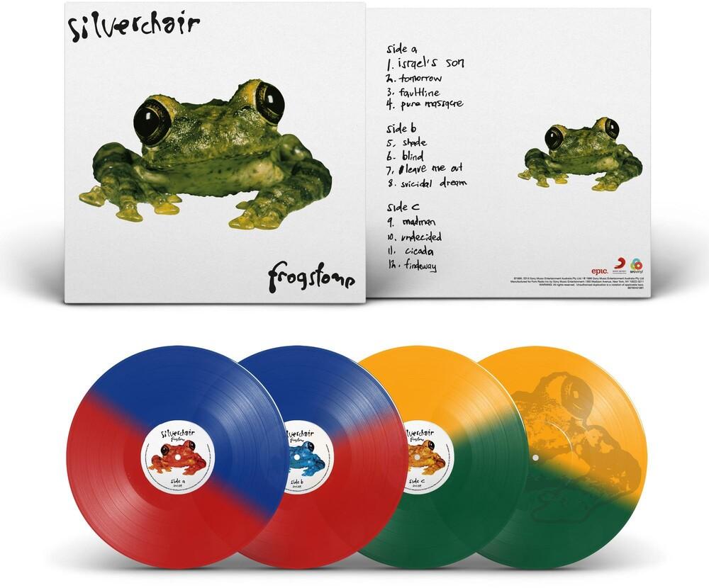 Silverchair - Frogstomp (Bonus Track) [Limited Edition] [180 Gram]