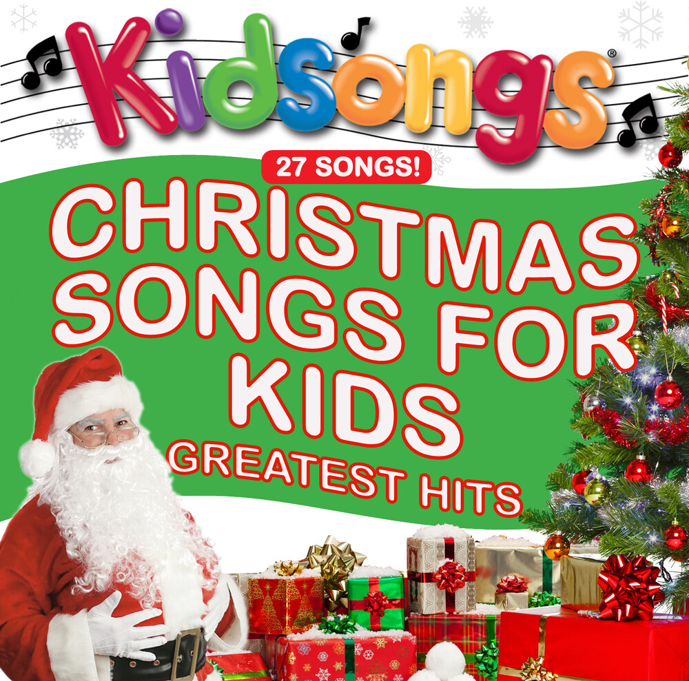 Kidsongs - Christmas Songs For Kids-greatest Hits