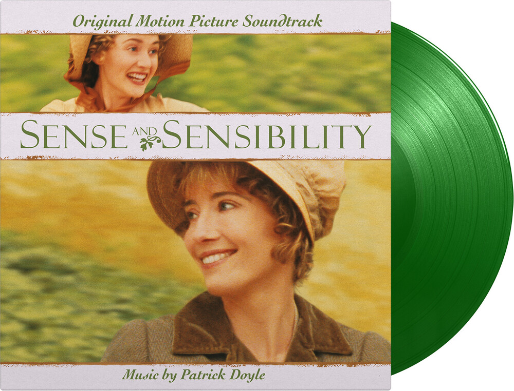 Patrick Doyle Grn Ltd Ogv - Sense & Sensibilty / O.S.T. (Grn) [Limited Edition] [180 Gram]
