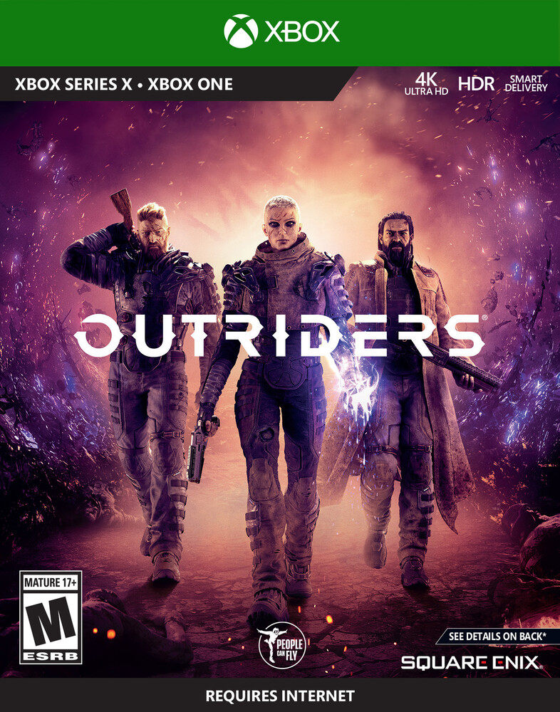 Xbx Outriders - Replen - Outriders for Xbox Series X