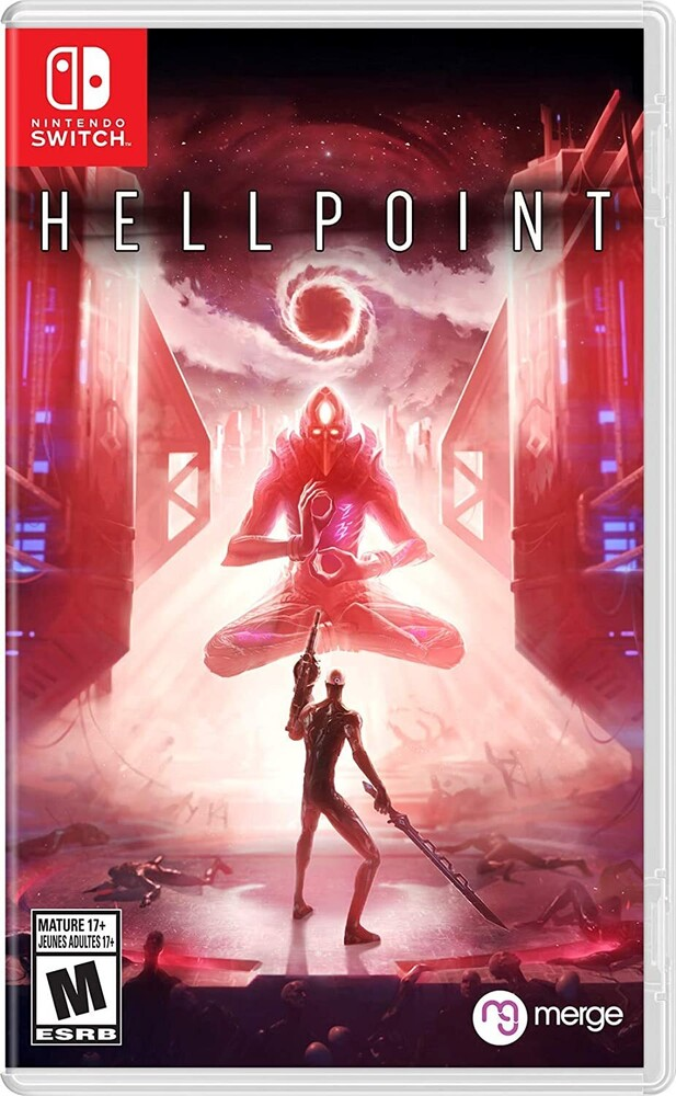 Swi Hellpoint - Hellpoint for Nintendo Switch