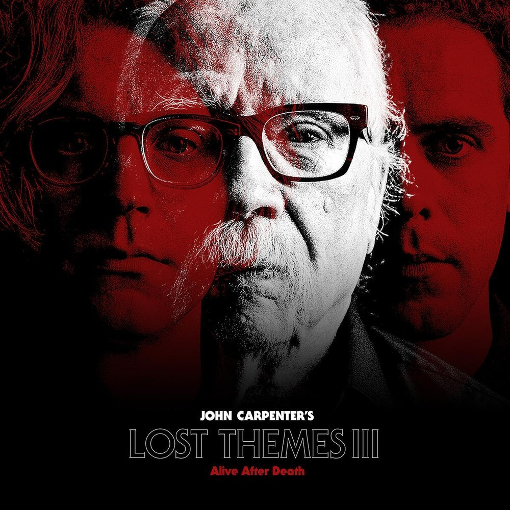 John Carpenter - Lost Themes III: Alive After Death [LP]