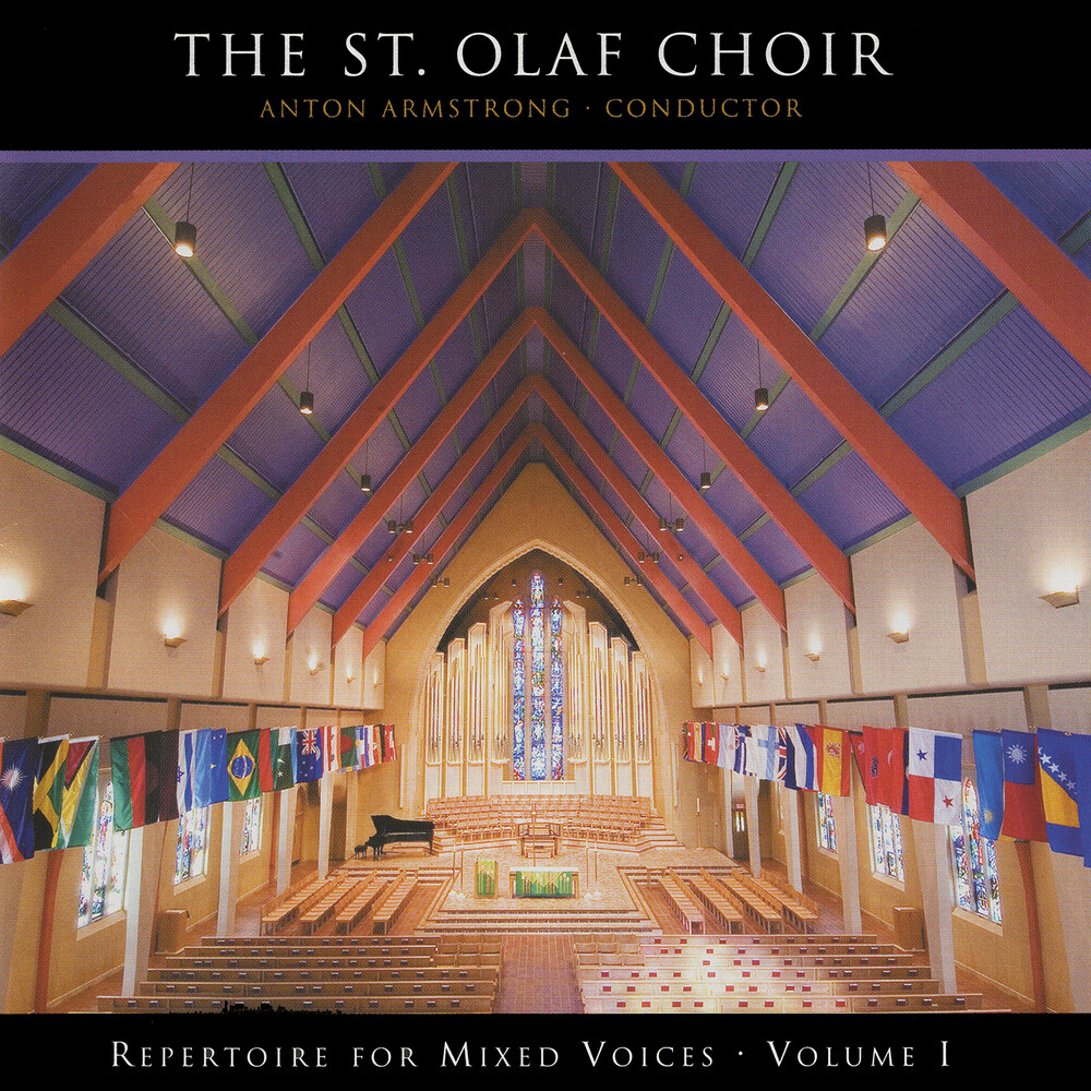 St. Olaf Choir - Repertoire for Mixed Voices 1