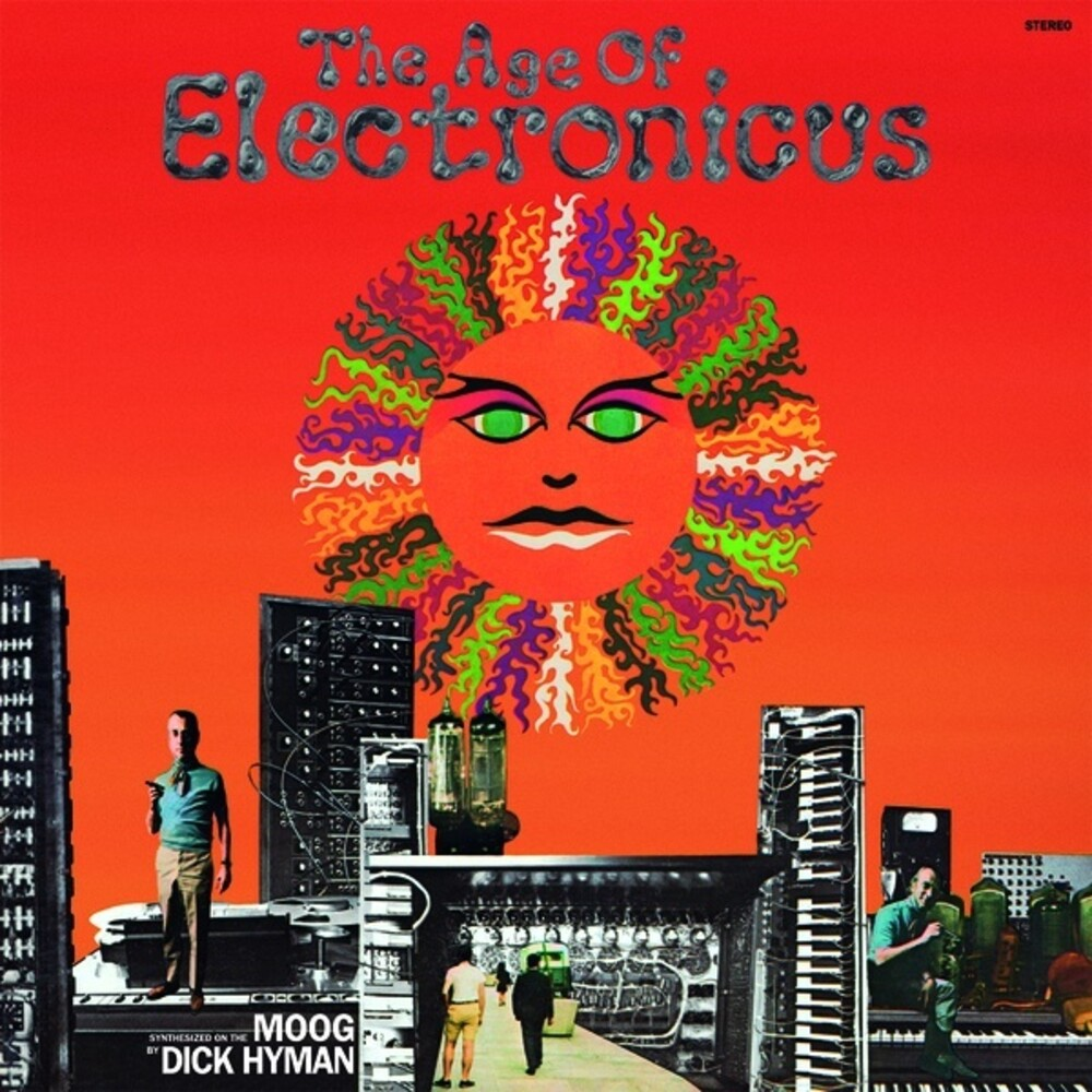 Dick Hyman - Age Of Electronicus