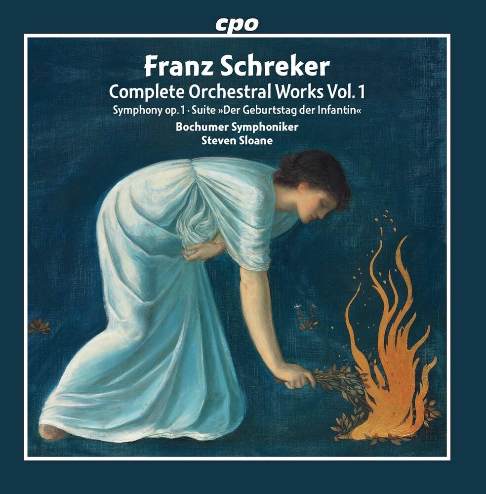 Schreker / Bochumer Symphoniker / Sloane - Orchestral Works 1